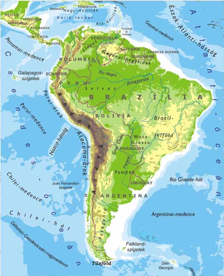 Ősi dél-amerikai nyelvek és a magyar nyelv közti hasonlóság