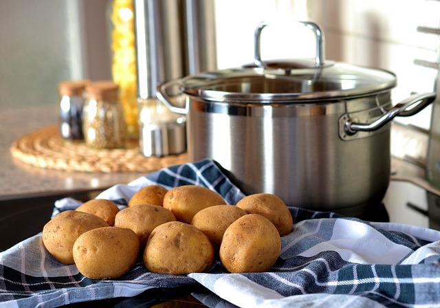 Gombák krumpliból recept