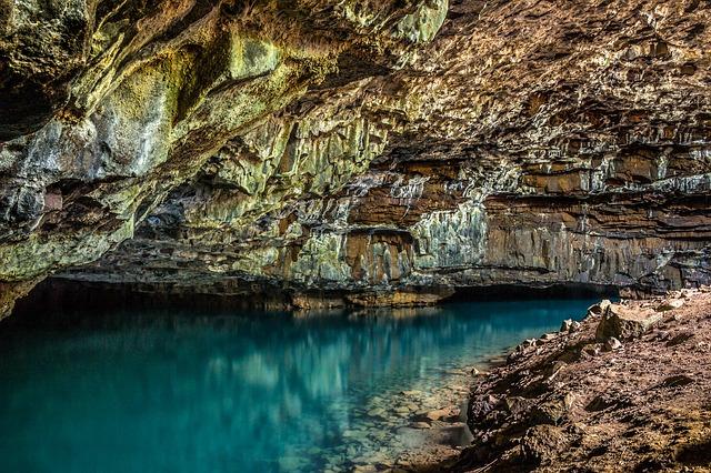 Óriás barlang Vietnámban