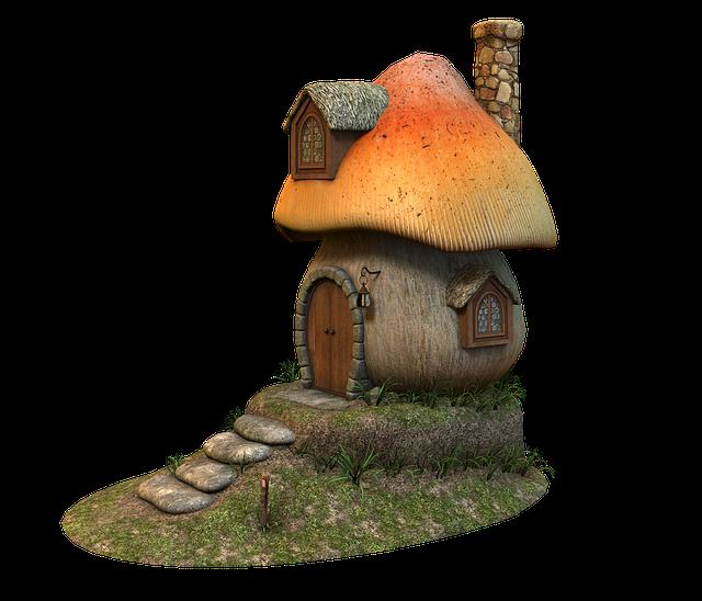 Mesebeli házak itthon