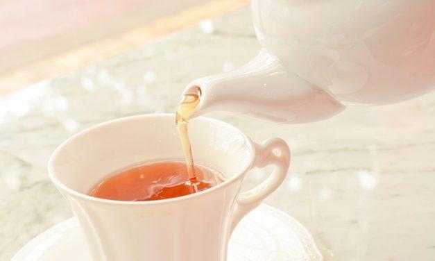 Igyál meleg teát szívem…